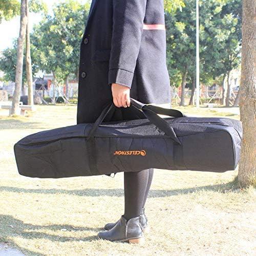 80EQ Astronomical Telescope Carrying Case Shoulder Bag for Celestron AstroMaster 80EQ 70EQ 70AZ