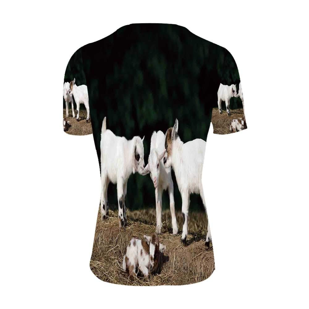 Animal Fashionable T Shirt,for Men,S