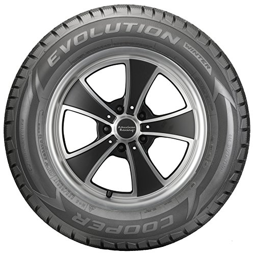 Cooper Evolution Winter Studable-Winter Radial Tire - 205/65R15 94T by Cooper Tire (Image #1)