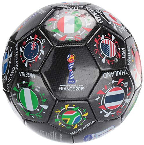 Icon Sports FIFA 2019 Women's World Cup National Orbit Size 5 Soccer Ball (Usa Official Soccer Ball)