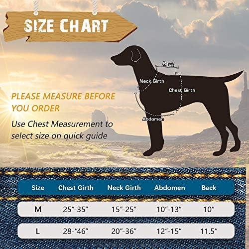 Auroth - Arnés táctico para perro, sin tirar, ajustable, arnés reflectante K9 de entrenamiento de trabajo para mascotas, servicio militar, arnés para perro, fácil control para perros pequeños, medianos y grandes 3