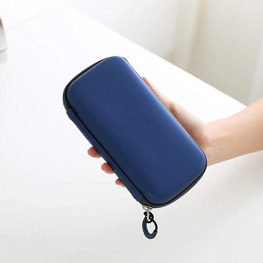 YWAWJ Enfriador de insulina Vial Estuche de Transporte Paquete de Viaje Bolsa de Viaje al Aire Libre Suministros médicos for jeringas for Diabetes: Amazon.es: Hogar
