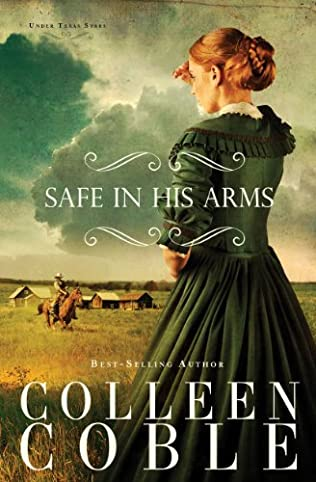 book cover of Safe in His Arms