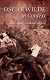 img - for Oscar Wilde in Context (Literature in Context) book / textbook / text book