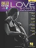 Love Songs: Cello Play-Along Volume 7 (Hal Leonard Cello Play-Along)