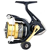 Cheap Nasci 2500 HG S FB, Spinning Fishing Reel with Shallow Spool, NAS2500HGSFB