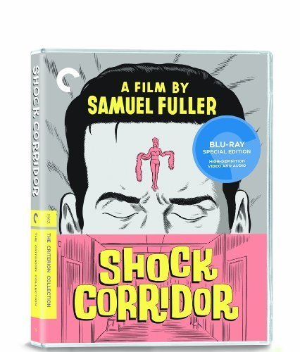 Shock Corridor (The Criterion Collection) [Blu-ray] by Criterion Collection by Samuel Fuller