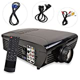 Best GENERIC Hd Home Theater Multimedia Lcd Led Projectors - BEST HD Home Theater Multimedia LCD LED Projector Review