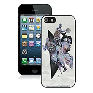 5 Phone case,Kyrie Irving Black iPhone 5 cell phone case