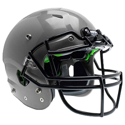Schutt Sports Vengeance A3+ Youth Football Helmet (Facemask NOT Included), Metallic Silver, Small