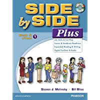 Side by Side Plus 1 Book & eText with CD