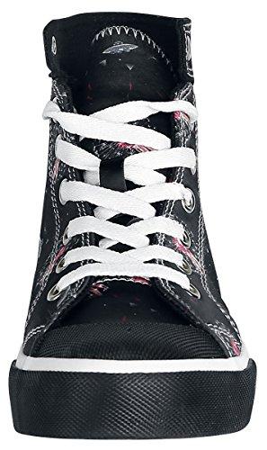 Pussy Deluxe Dandelion Sneaker Sneakers Black Black B2ypgs4d3