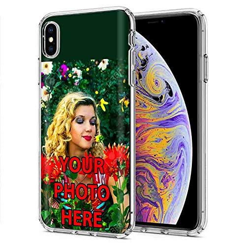 Apple iPhone Xr [Custom Phone Case] Flex Skin Cover Phone Case Amazon Custom Tool Promotional Phone CASE