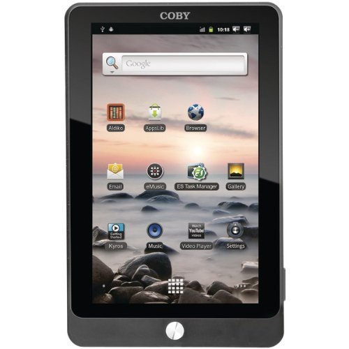 Coby Kyros 7-Inch Android 2.3 4 GB Internet Touchscreen Table- MID7016-4G (Black), Best Gadgets