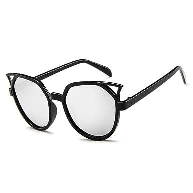 Gfas De Sol Mujer Gato Ojos, Grande Oversized Gafas Moda Tendencia Diseño - BLDEN