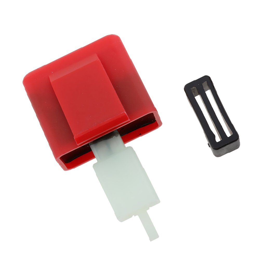 MagiDeal Universal 12V Turn Signals Flash Rate Control Flasher Relay for Motorcycle
