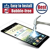 iPad Pro 10.5 Screen Protector, BENOKER Tempered Glass Tablet Screen Protector Film for Apple iPad Pro - 0.2mm, 2.5D Edge, 9H, HD, Bubble Free, Anti-Scratch, Apple Pencil Compatible (10.5 in)