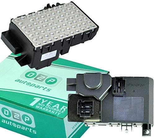 D2P 820 01 10, 221 870 67 58, 5HL351321 Heater Blower Fan Motor Resistor: