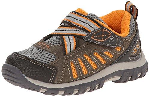 Stride Rite Osmond CB Sneaker (Toddler/Little Kid),Grey,8.5 W US Toddler