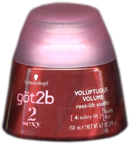 GOT 2B 2 SEXY ROOT LIFT VOLUPTUOUS 6.7oz (Sexy Voluptuous Volume Root Lift)