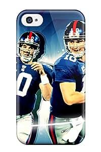 Iphone 4/4s Case Cover Skin : Premium High Quality Eli Manning Case 1009223K96429714