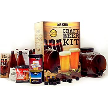Amazoncom Mr Root Beer Home Brewing Root Beer Kit Beer Brewing