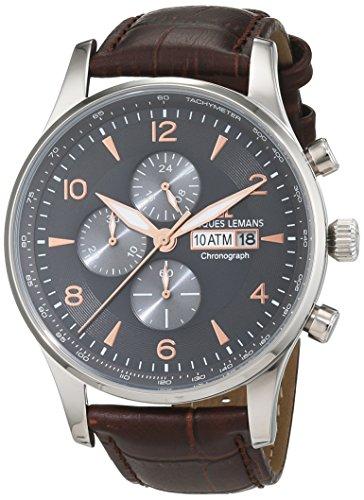 Jacques Lemans London 1-1844D Mens Chronograph Classic & Simple