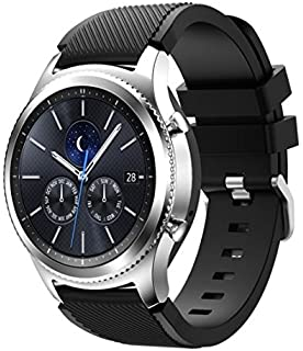 Amazon.com: Samsung Gear S3 Classic Smartwatch (Bluetooth ...