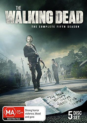 Used, The Walking Dead - Season 5 [NON-USA Format / PAL / for sale  Delivered anywhere in Canada