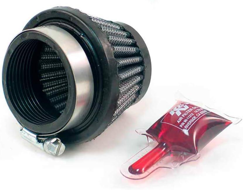 K/&N RC-2580 filtro cromado universal Coche y Moto