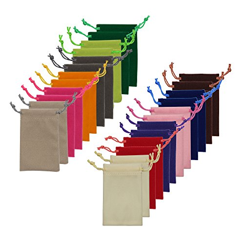 4 1/2 Jewelry Bags - 3