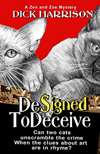 Download Designed To Deceive: Can Two Cats Unscramble The Crime When The Clues About Art Are In Rhyme? pdf