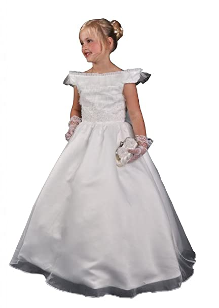 Jessidress Vestido de Comunion Vestido de Boda Vestido de Fiesta Primera Comunion Vestido de Ceremonia Model