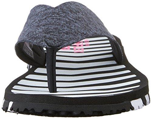 Sandalias Skechers blanco Go Negro 14258 vitalidad Azul marino Flex TOqIOWz