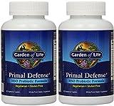 Garden of Life Primal Defense, 180 Caplets (2 Pack)