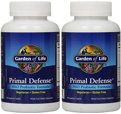 Garden Life Primal Defense Caplets
