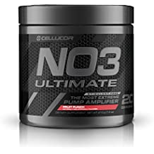 Cellucor, N03 Ultimate, Nitric Oxide Pump Amplifier, Fruit Punch, 20 Servings