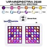 VIPARSPECTRA 300W 600W 900W 1200W LED Grow Light