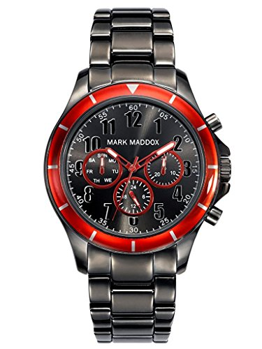 WATCH MARK MADDOX HM0008-12 MAN MULTIFUNCI&Rsquo;N