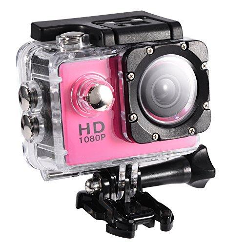 Best Pink Waterproof Camera - 8
