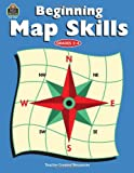 Beginning Map Skills, Patty Carratello, 1557341672
