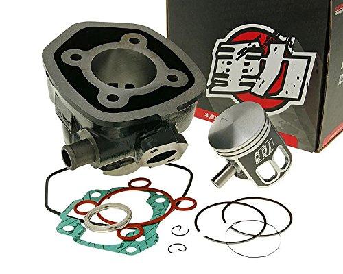 Kit cilindro NARAKU 70 cc per Minarelli orizzontale LC