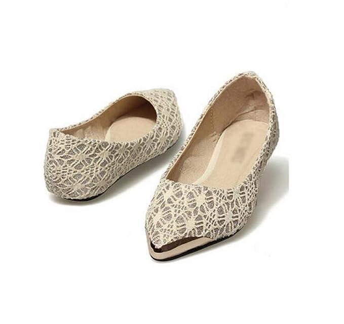 Donna Shoes Pizzo B Da Scarpe Di 10085 Eleganti Seraph A Punta SZa7nvZ