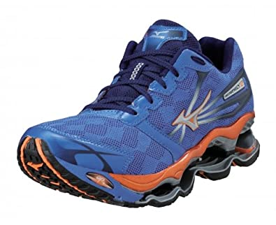 new product 448d3 88261 MIZUNO Wave Prophecy 2 Ladies Running Shoes, Blue, UK4.5  Amazon.co.uk   Shoes   Bags