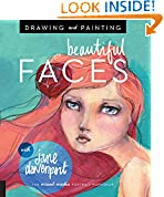 #10: Drawing and Painting Beautiful Faces: A Mixed-Media Portrait Workshop