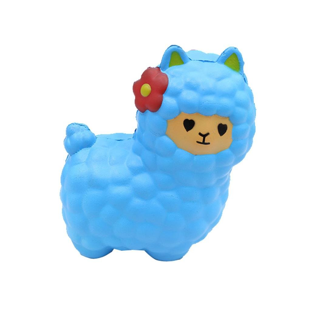 lovely ☛Jumbo Sheep Smdoxi Slow Rising Toy For Adults Kidsâ ...