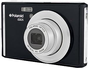 Polaroid IE-826-RED iE826 18.0 Megapixel Digital Camera Bundles