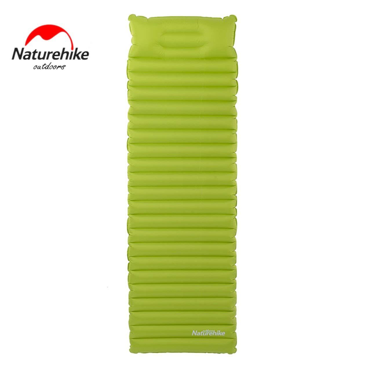 Dooret Außenluftmatratze Moistureproof aufblasbare Matten mit TPU Camping Bed