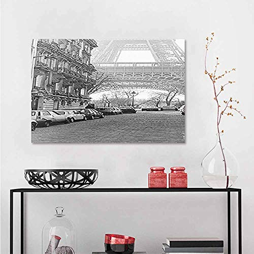 - wwwhsl Poster Wall Art Living Room Bedroom Decora Street in The Old District of Balat, Fatih Istanbul Turkey, March 15, 2018L31.5 xW35.5