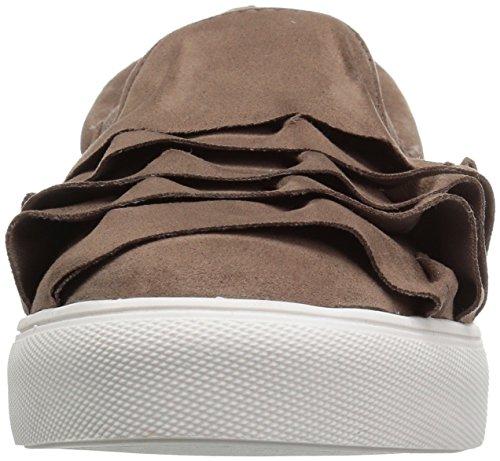 Mia Vrouwen Margaret Fashion Sneaker Taupe